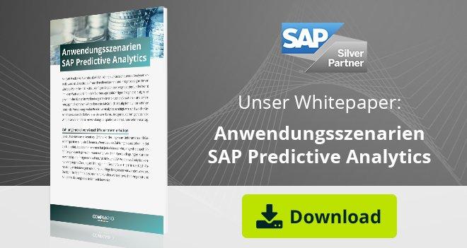 Expertiseseite_Anwendungsszenarien SAP Predictive Analytics