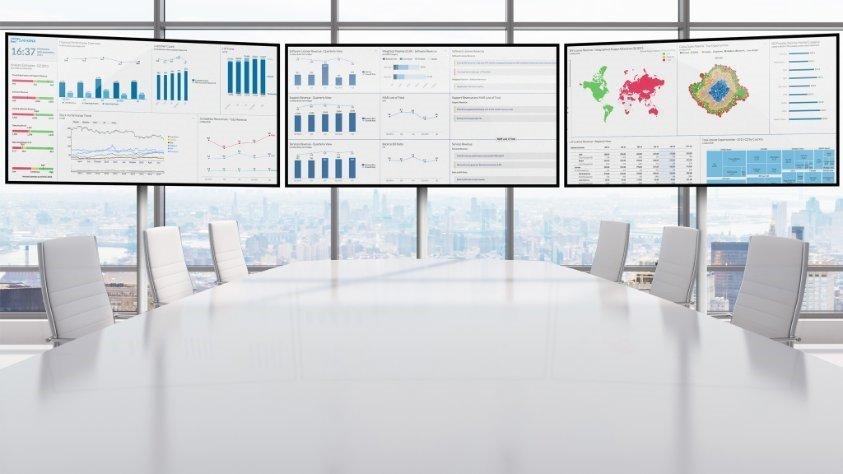 digital boardroom mit sap analytics cloud