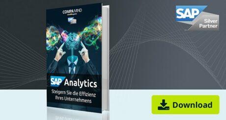 SAP Analytics visualisiert und detailliert ihre Daten, um Ihrem Unternehmen höhere Gewinne zu generieren.