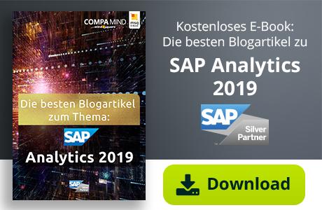 SAP Analytics lässt sich nahtlos in die SAP Dta Warehouse Cloud integrieren