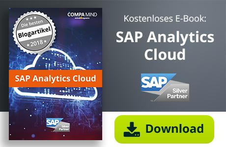 Die SAP Analytics Cloud als Integration in Ihre SAP Data Warehouse Cloud