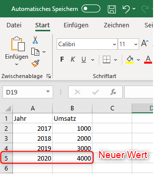 Excel Import-Connection